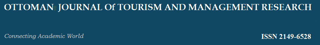Journal of Tourism and Management Research